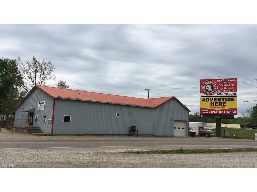 22470 County Road 1a, Coshocton, OH 43812
