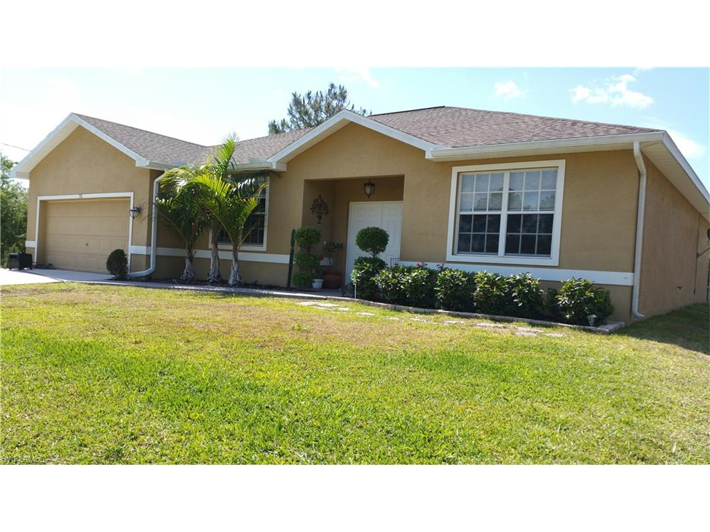 756 Clancy ST E, LEHIGH ACRES, FL 33974