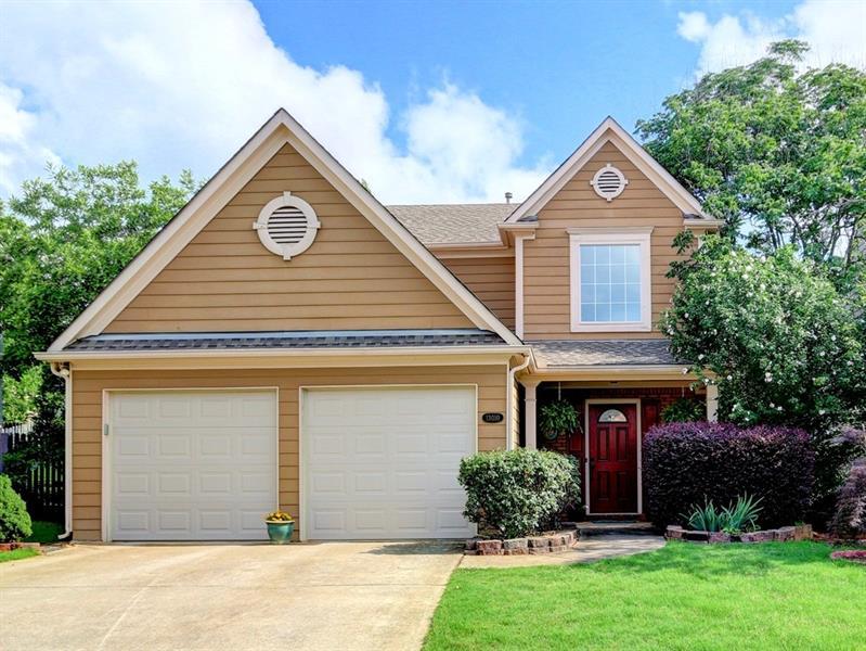 13010 Crabapple Lake Drive, Roswell, GA 30076