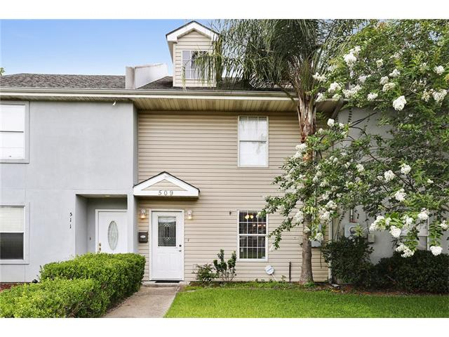 509 DECKBAR Avenue, Jefferson, LA 70121