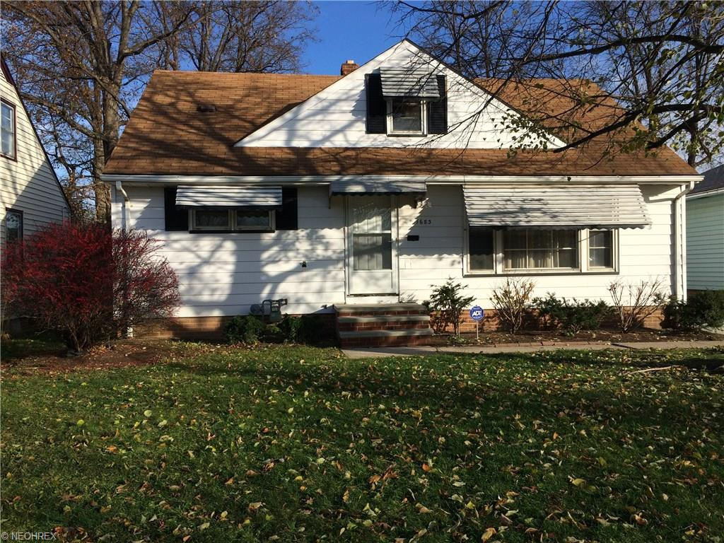 1683 Empire Rd, Wickliffe, OH 44092