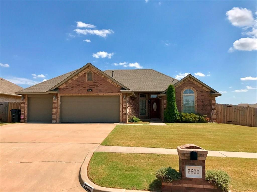 2600 SE 5th Street, Moore, OK 73160
