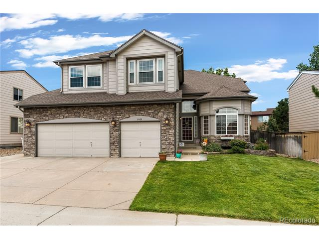 2682 Baneberry Court, Highlands Ranch, CO 80129
