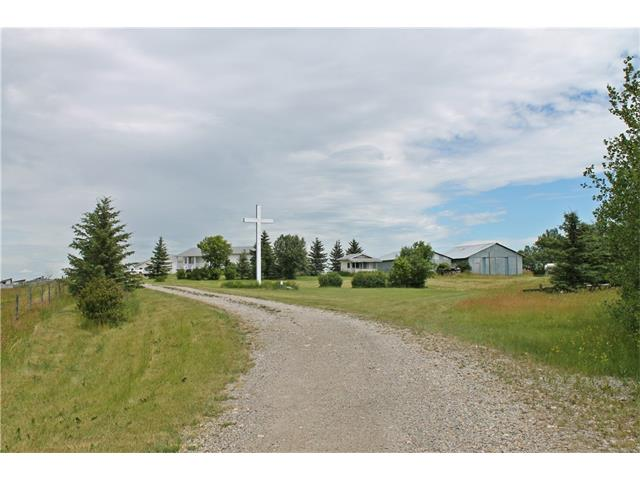 232134 RGE RD 284, Rural Rocky View County, AB T1X 0K7