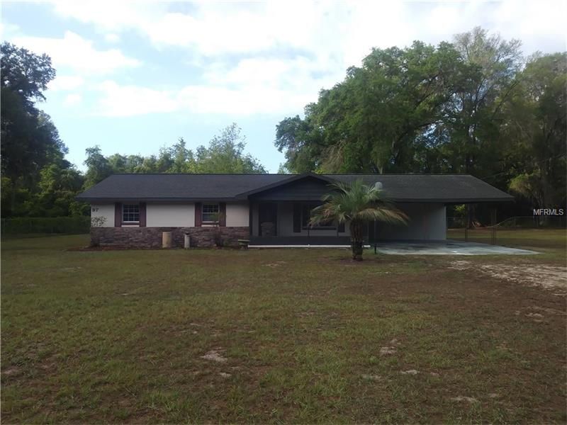 97 NW 3RD AVENUE, WEBSTER, FL 33597