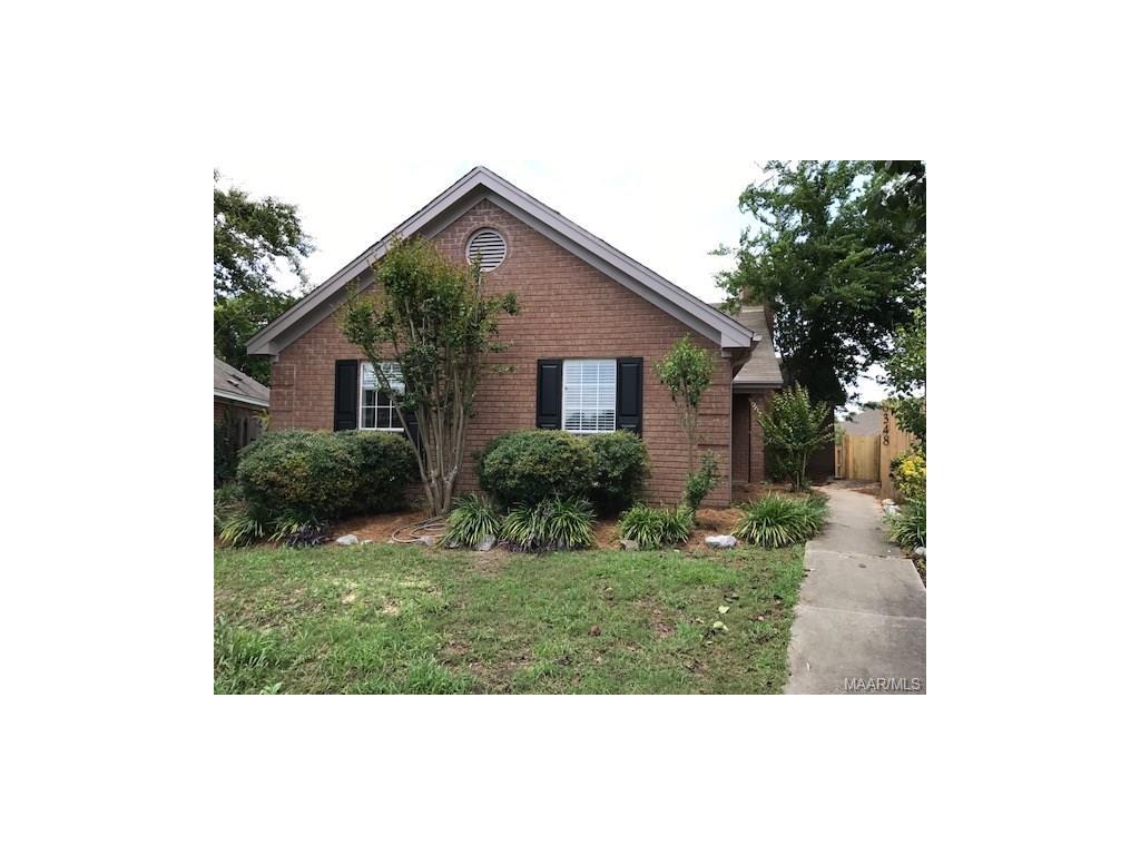 6348 CHAPRICE Lane, Montgomery, AL 36117