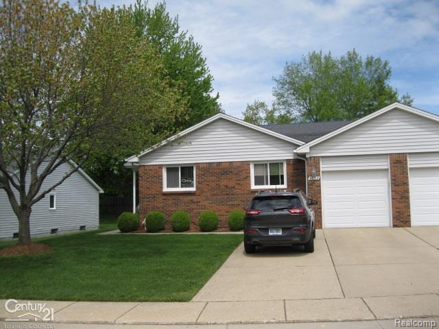 46713 Shelby Ct, SHELBY TWP, MI 48317