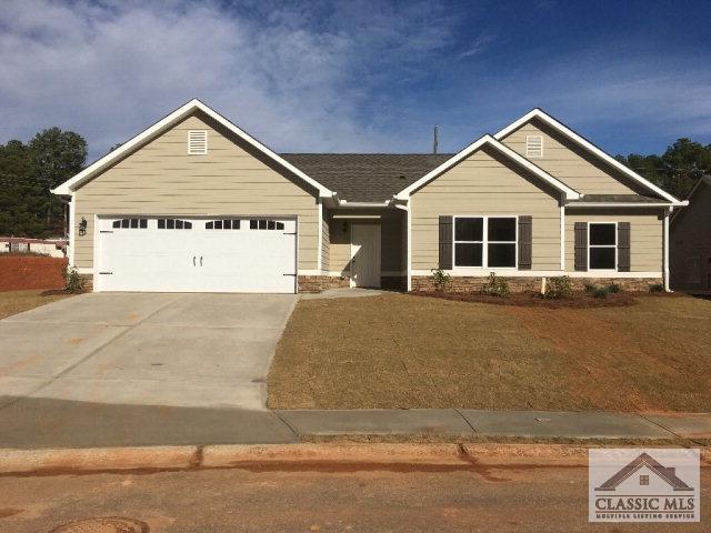 2861 Oak Springs Drive Lot 4, Statham, GA 30666