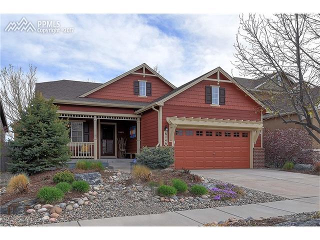 6746 Silverwind Circle, Colorado Springs, CO 80923