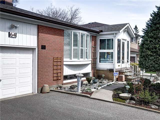 64 Sonmore Dr, Toronto, ON M1S 1X4
