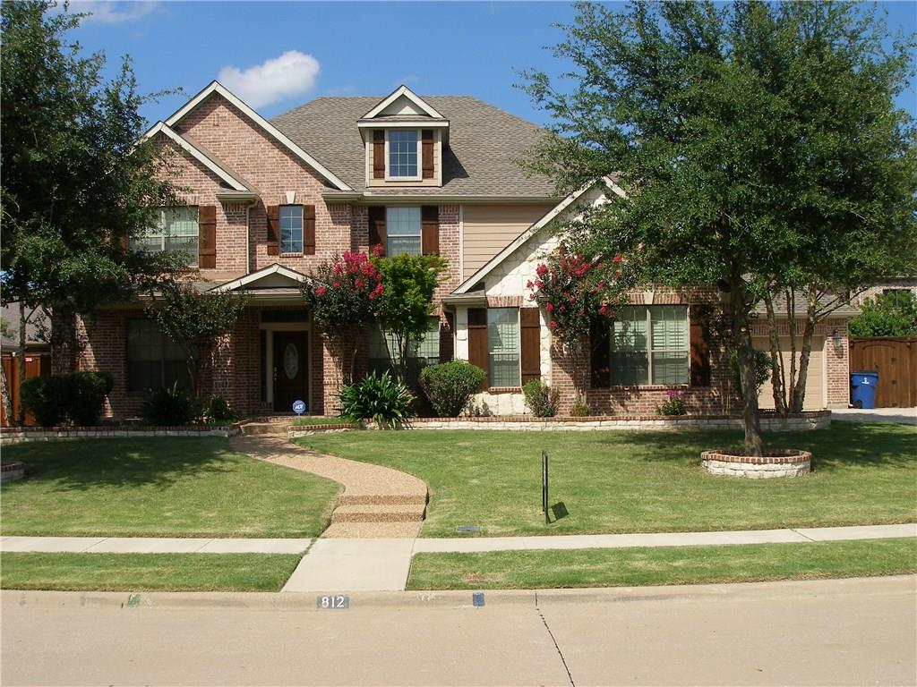 812 Nighthawk Drive, Murphy, TX 75094