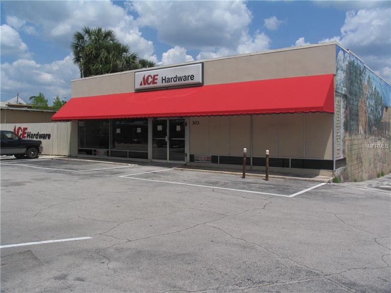 303 N WOODLAND BOULEVARD, DELAND, FL 32720