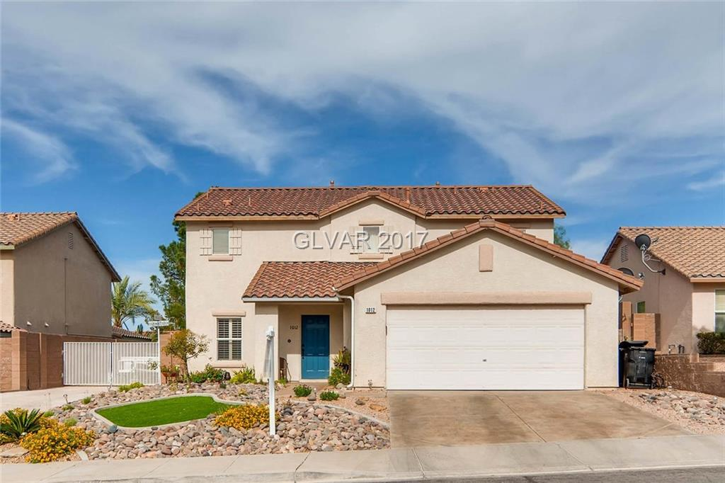 1012 SNOW BUNTING Court, Henderson, NV 89002