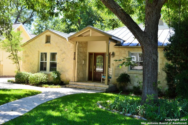 210 COLLEGE BLVD, Alamo Heights, TX 78209