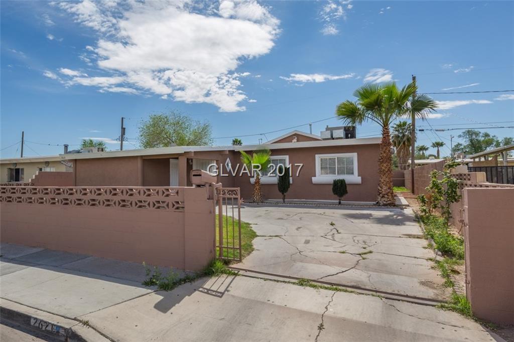 2621 FLOWER Avenue, North Las Vegas, NV 89030