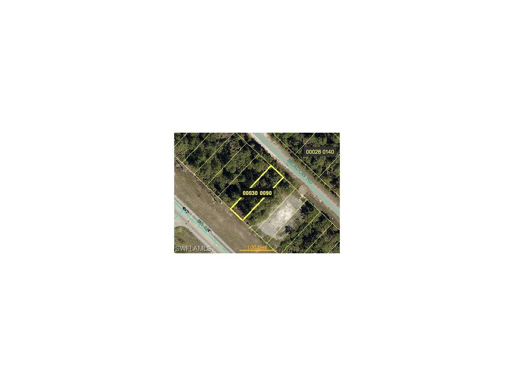 160 Meadow RD, LEHIGH ACRES, FL 33973