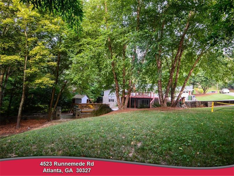 4523 NW Runnemede Road, Atlanta, GA 30327