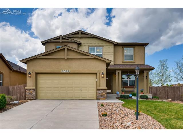 5086 Farris Creek Court, Colorado Springs, CO 80924