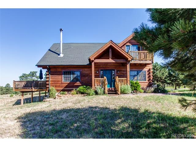 18430 Lost Ranger Road, Peyton, CO 80831
