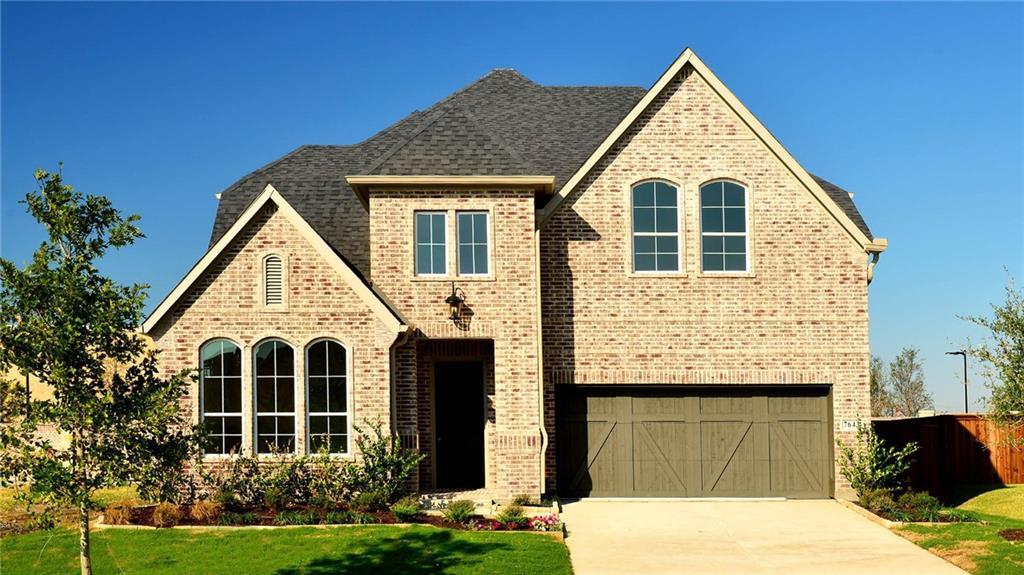 7643 Gypsy Shire Lane, Frisco, TX 75034