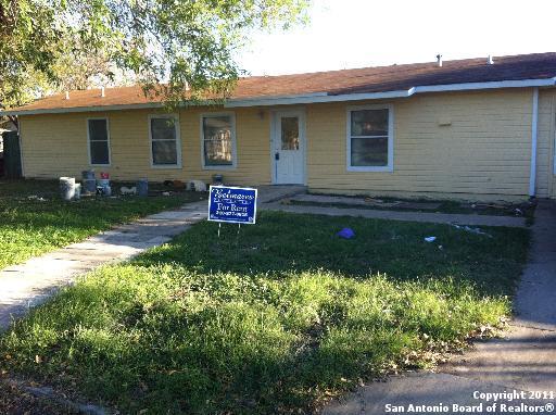 2802 LONGMEADOW DR, San Antonio, TX 78224