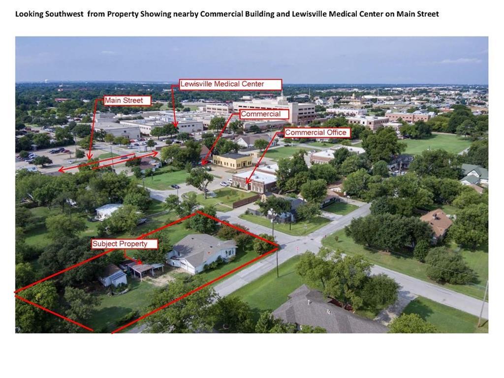134 N Edna Avenue, Lewisville, TX 75057