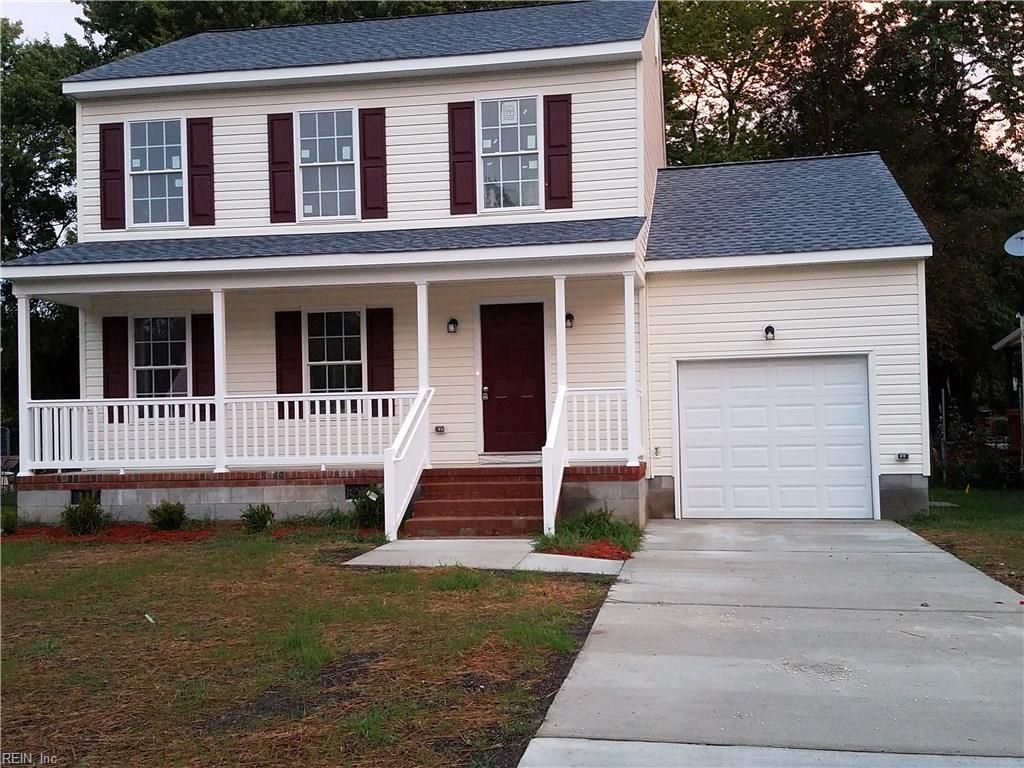 606 CHAPEL ST, Hampton, VA 23669