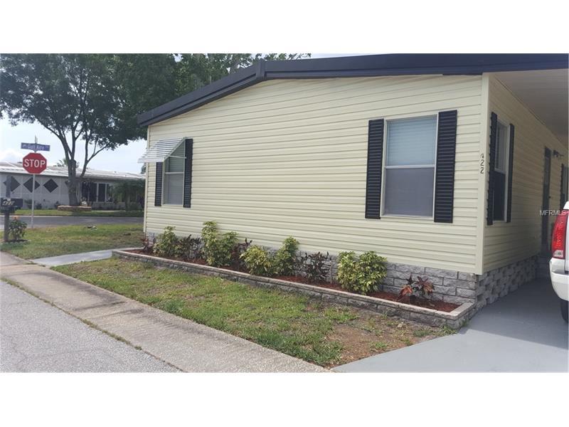422 DOLPHIN DRIVE S, OLDSMAR, FL 34677
