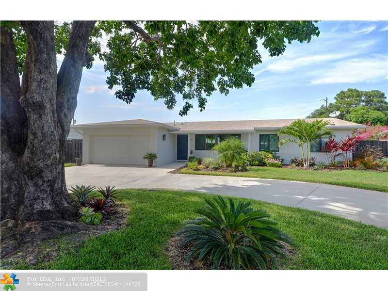1711 NE 56th Ct, Fort Lauderdale, FL 33334