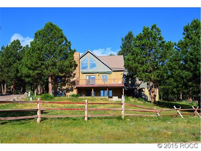 705 SHINING MOUNTAIN Road, Westcliffe, CO 81252