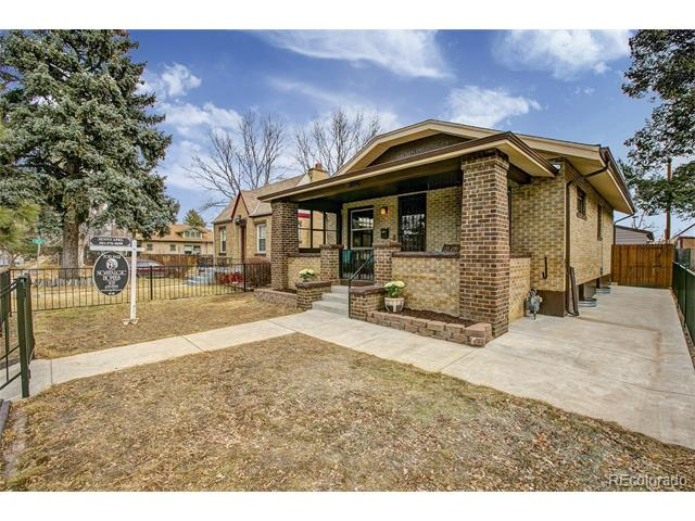 3890 Meade Street, Denver, CO 80211