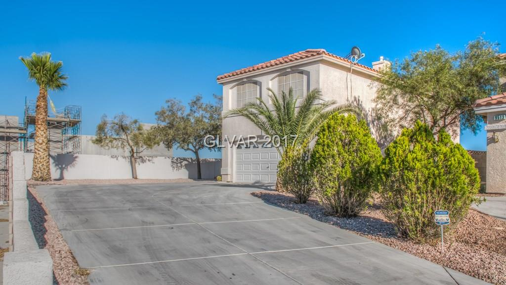Completely remodeled home in a fantastic area. Perfect location for a young family, 2 story with 4 BR, 2BA and 2 car garage. Over 2200 sf,  large lot at 7,480 sf, plenty of room to add a pool/spa.  Conveniently located near the 215 & Tropicana, restaurants and shopping. New carpet, new paint, new flooring, new fixtures, new countertops, ceiling fans and much more. Move in ready. This property needs to be on your list of must view!