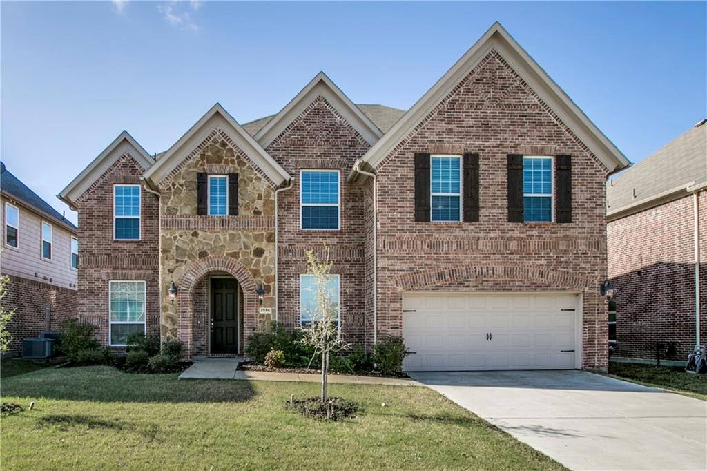 2556 Valley Glen Drive, Little Elm, TX 75068