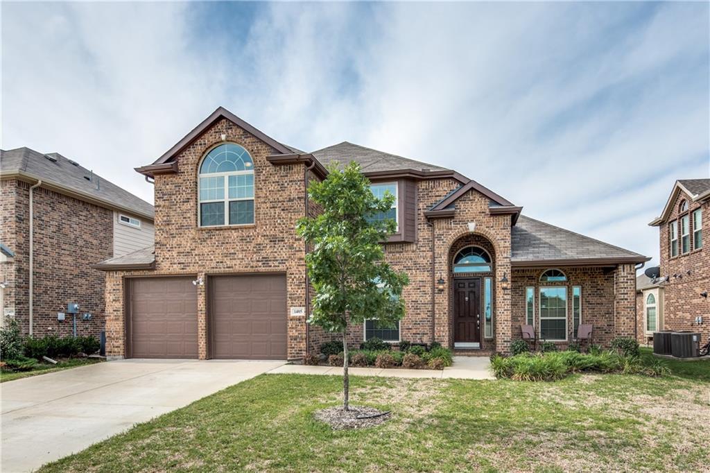 1405 Bateman Lane, Celina, TX 75009