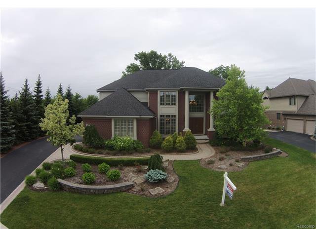 7213 HIDDEN CREEK Court, West Bloomfield Twp, MI 48322