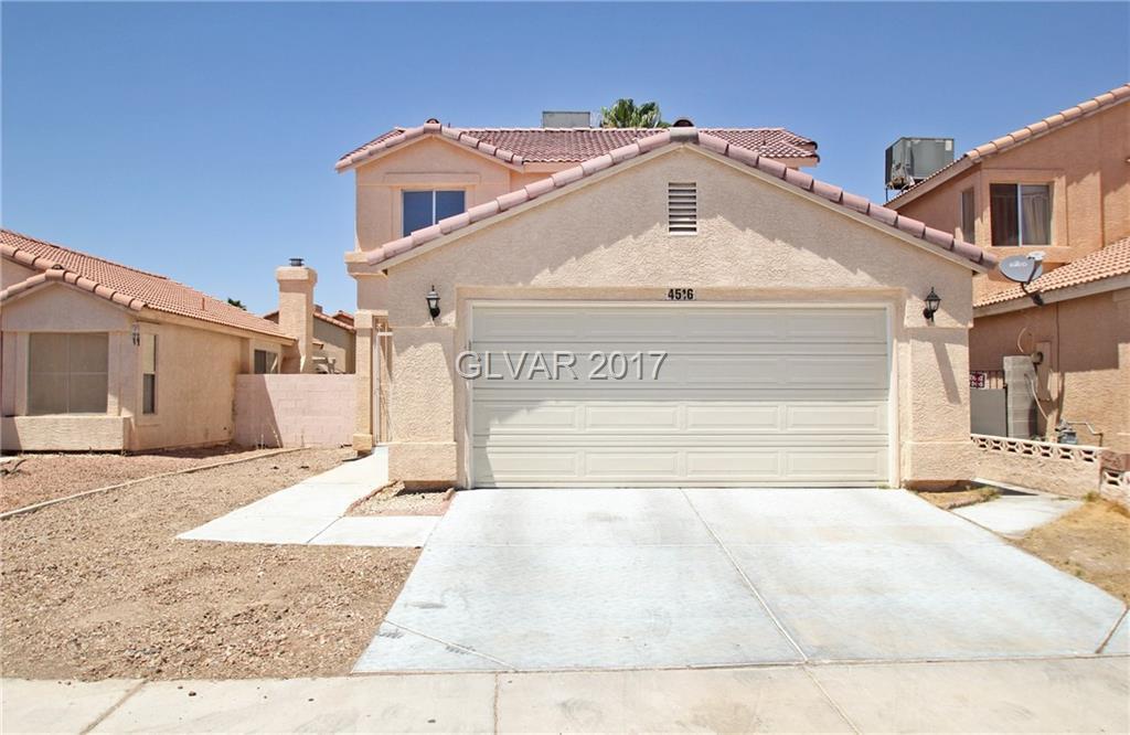 4516 FIRESIDE Lane, Las Vegas, NV 89110