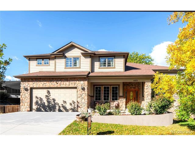 423 S Newcombe Street, Lakewood, CO 80226