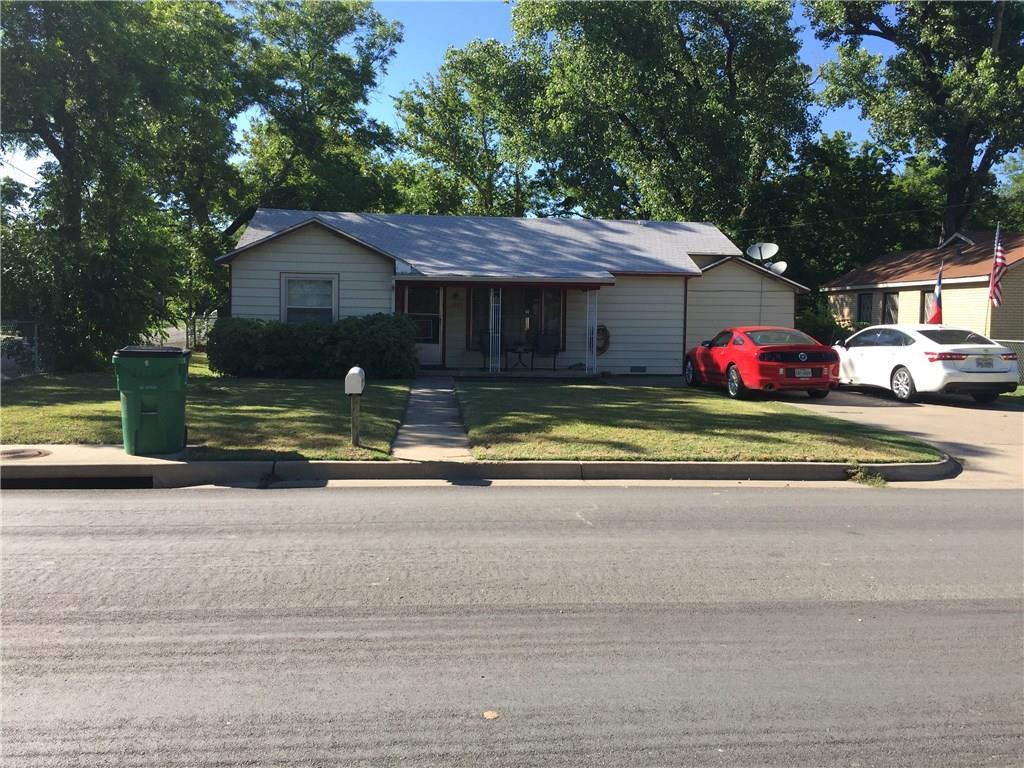 1321 W Frey Street, Stephenville, TX 76401