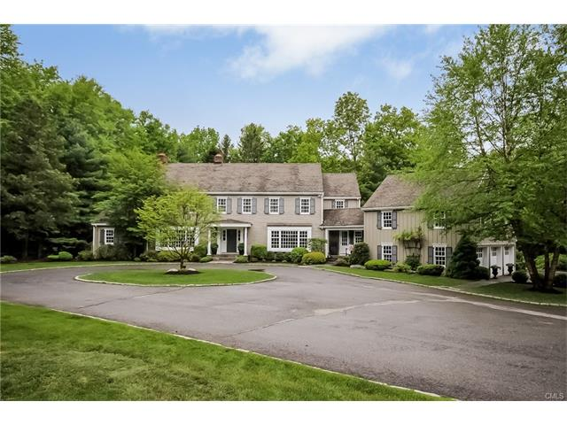41 Pond View Lane, New Canaan, CT 06840