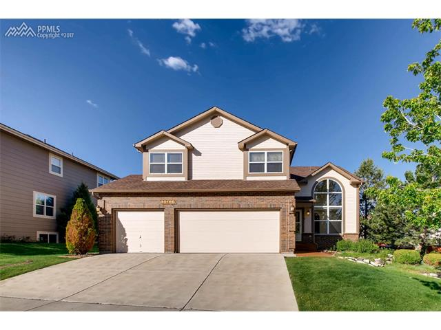 10160 Ottertail Court, Colorado Springs, CO 80920