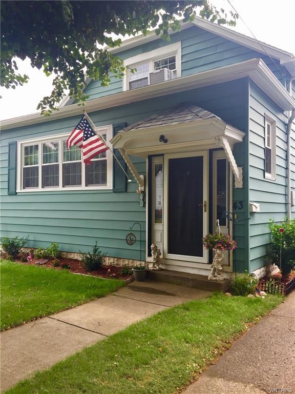43 Robins Street, Buffalo, NY 14220