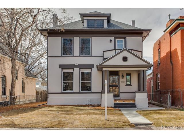 2231 N Marion Street, Denver, CO 80205