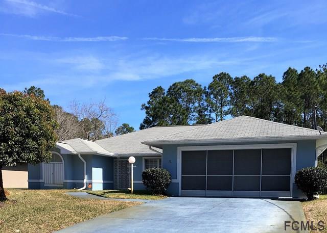 52 Brushwood Lane, Palm Coast, FL 32137