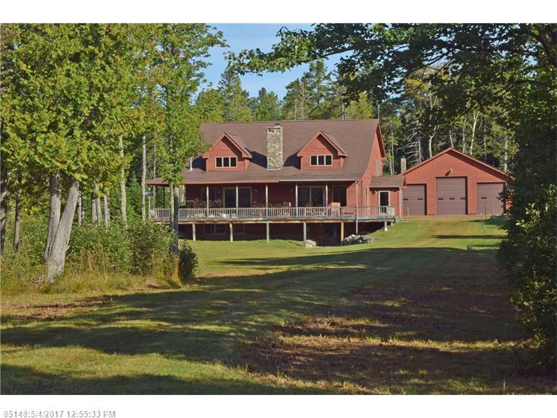 235 Moose Brook RD , Tomhegan Twp, ME 04478