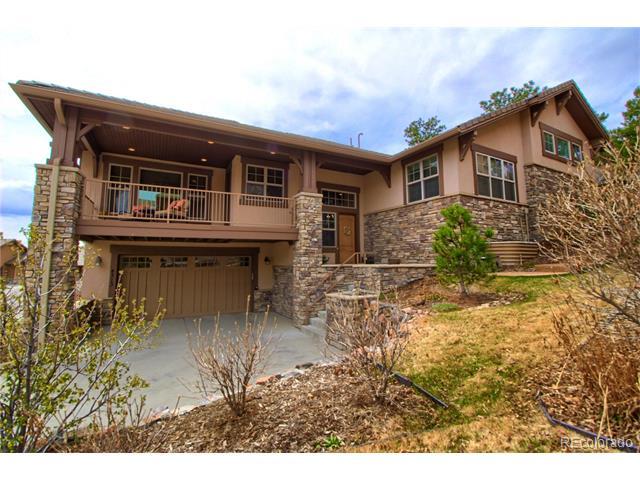 4313 Chateau Ridge Road, Castle Rock, CO 80108