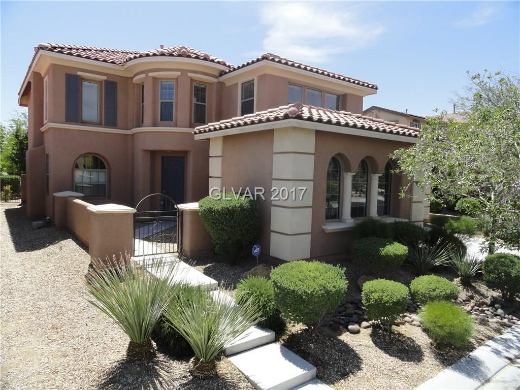 8485 GOLDEN FERN Avenue, Las Vegas, NV 89178