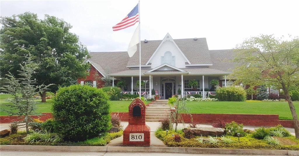 810 Hidden Valley Circle, Choctaw, OK 73020