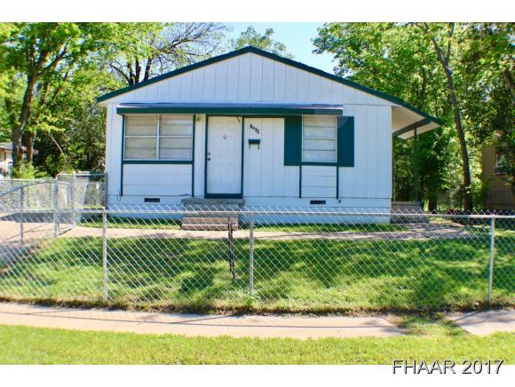 1309 Greenwood Avenue, Killeen, TX 76541