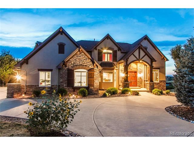 8980 Ridgepoint Way, Castle Pines, CO 80108
