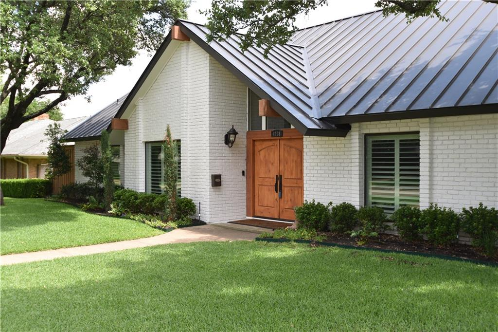 4738 Forest Bend Road, Dallas, TX 75244